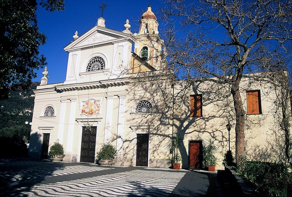 Chiesa sant ambrogio zoagli webcam